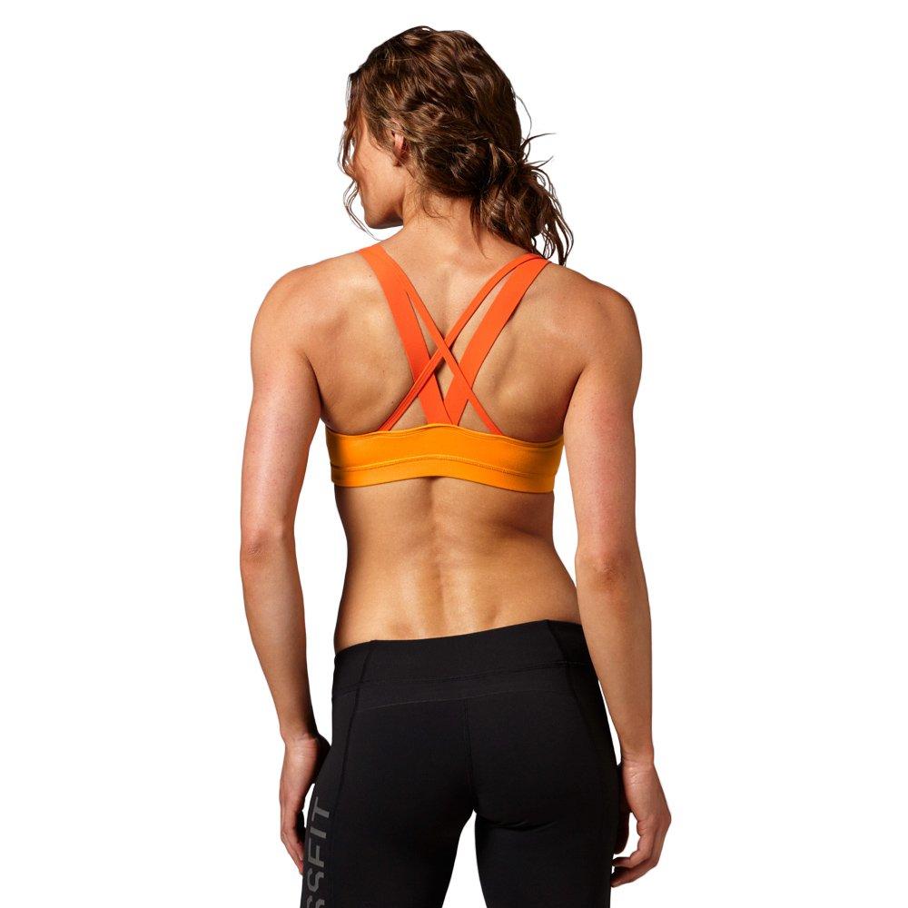 b38fa5a14a587c ... Biustonosz Reebok CrossFit Racer stanik sportowy termoaktywny fitness  ...