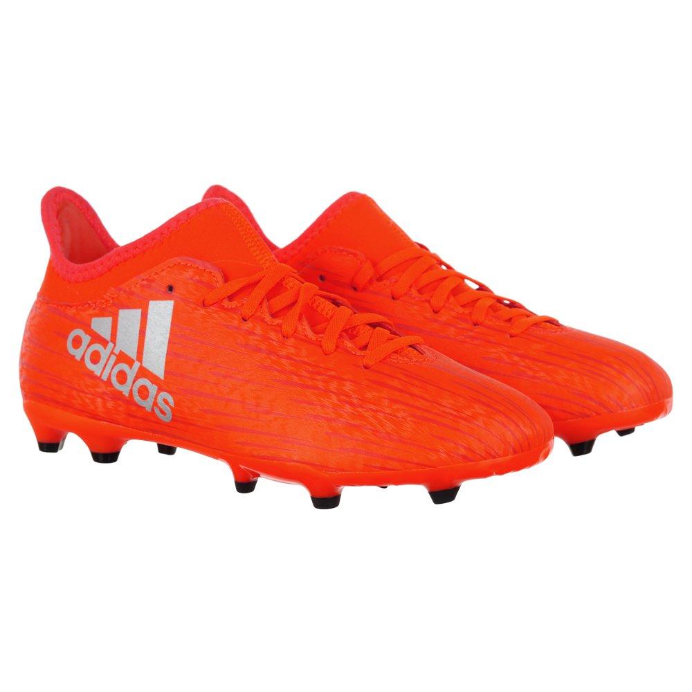 565234f4a ... Buty piłkarskie Adidas X 16.3 FG Jr TechFit dziecięce korki lanki ...