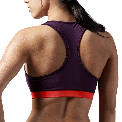 Biustonosz Reebok Sport Essentials Short Bra stanik top treningowy