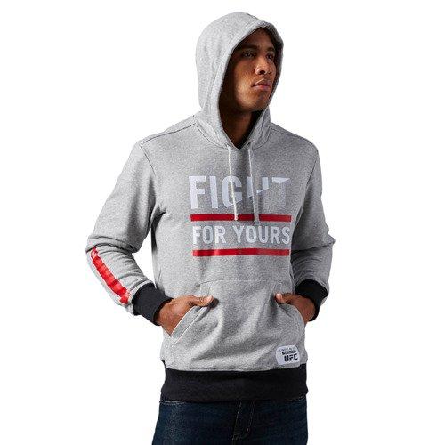 Bluza Reebok Combat UFC Fan Hoody męska dresowa sportowa z kapturem