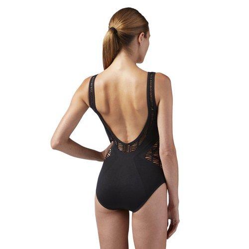 Body Reebok Seamless Leotard damskie sportowe top do tańca fitness