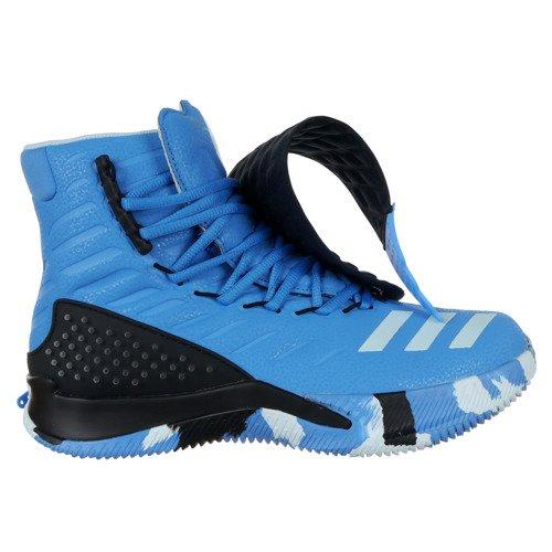 Buty Adidas Ball 365 X ClimaProof męskie za kostkę do koszykówki