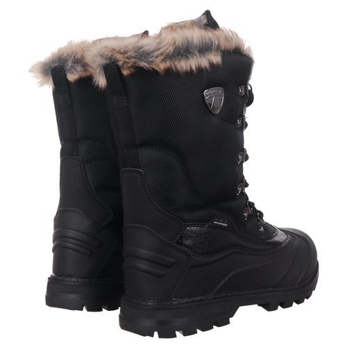 Buty Luhta Vakaa MS damskie śniegowce zimowe ocieplane wodoodporne