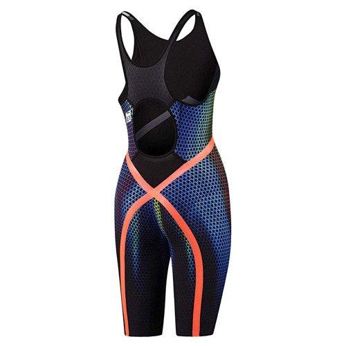 Kostium pływacki Adidas AdiZero XVI Freestyle strój kąpielowy jednoczęściowy sportowy