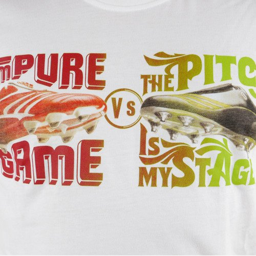 Koszulka Adidas Campaign Launch męska t-shirt sportowy