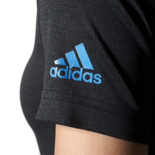 Koszulka Adidas Uncontrol damska t-shirt sportowy do biegania fitness