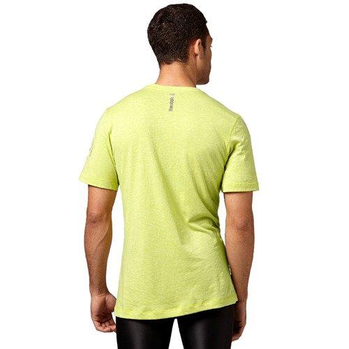 Koszulka Reebok CrossFit DT Graphic męska sportowa termoaktywna na siłownie