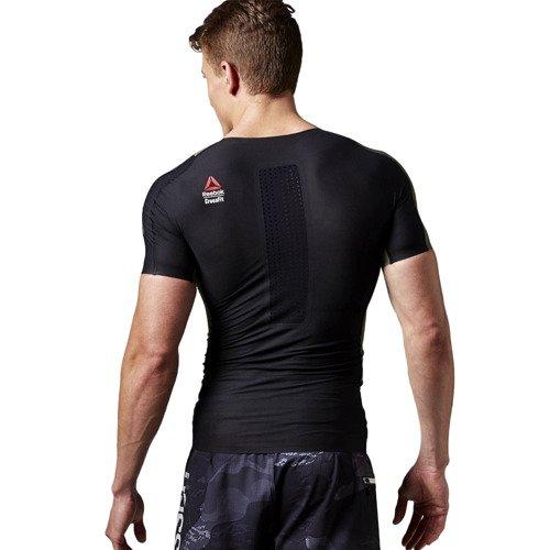 Koszulka Reebok CrossFit X Kevlar męska kompresyjna treningowa