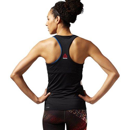 Koszulka Reebok One Series ActivChill damska bokserka top termoaktywny