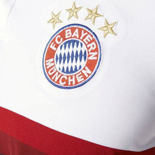 Koszulka piłkarska Adidas FC Bayern München męska wyjazdowa meczowa 2015/2016
