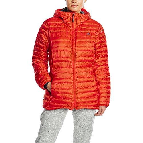 Kurtka Adidas ClimaHeat Frostlight damska zimowa puchowa