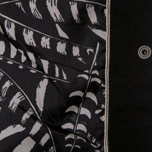 Kurtka Adidas Originals Cas Woven Parka damska parka przejściowa bawełniana