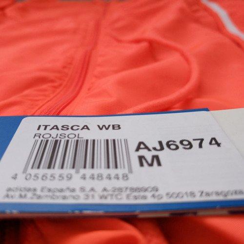 Kurtka Adidas Originals Itasca męska sportowa wiatrówka z kapturem