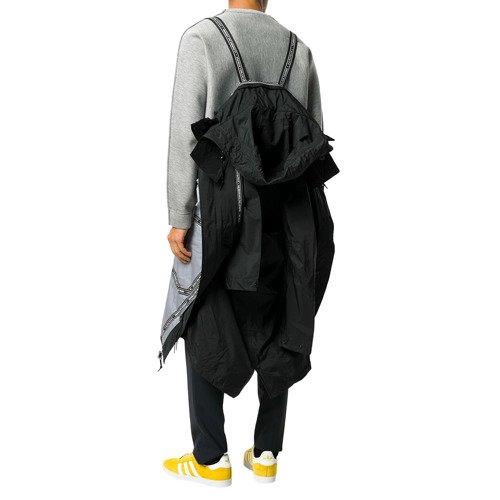 Kurtka Adidas Originals NMD Shell męska sportowa przeciwdeszczowa z kapturem plecak