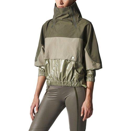 Kurtka Adidas Stella McCartney Run Rain damska przeciwdeszczowa sportowa