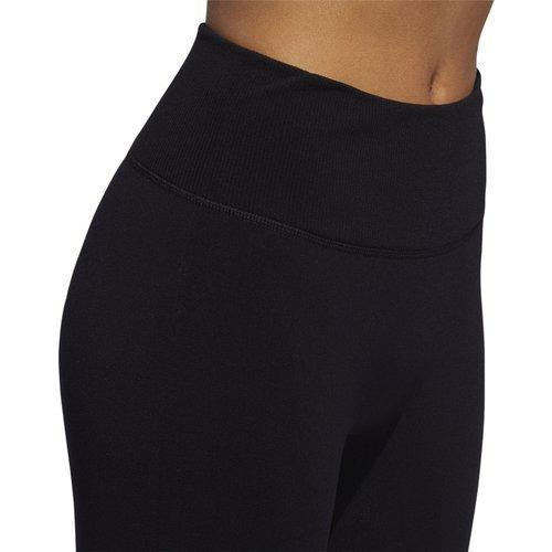 Legginsy 7/8 Adidas Warp Knit Tight damskie getry sportowe treningowe