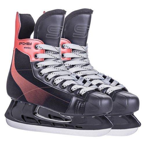 Łyżwy hokejowe Spokey Stanley sportowe usztywniane do hokeja