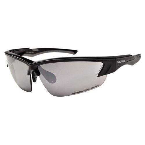 Okulary przeciwsłoneczne Arctica S-255 sportowe turystyczne UV400 + etui i pokrowiec