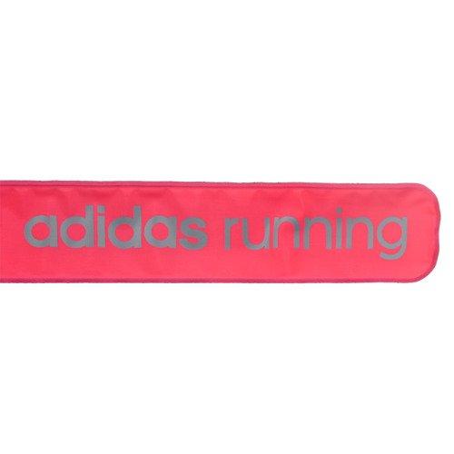 Opaska na nadgarstek Adidas Run Light świecąca dla biegaczy samozaciskowa