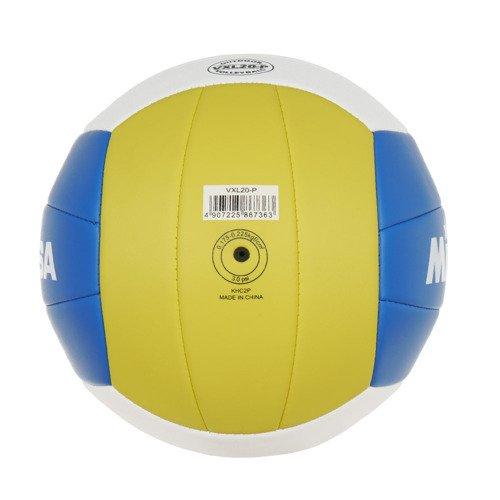 Piłka MIKASA VXL-20 Beach Classic do siatkówki plażowej plażówka