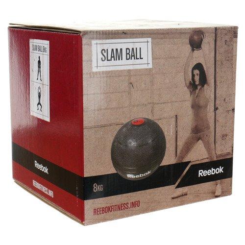 Piłka lekarska Reebok CrossFit Slam Ball 8 kg rehabilitacyjna treningowa