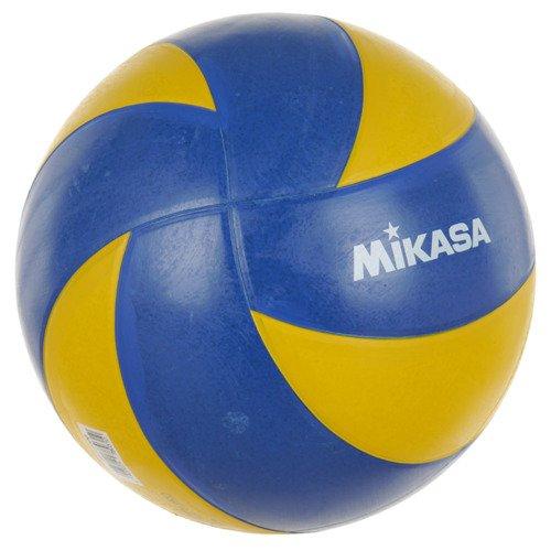 Piłka siatkowa Mikasa MVA 2000 gumowa do gry rekreacyjnej