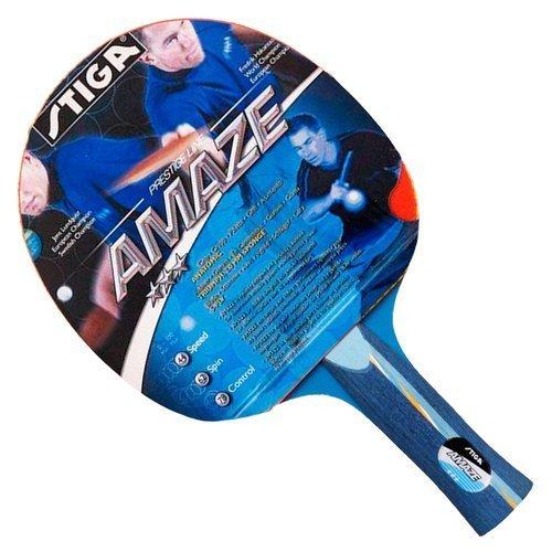 Rakietka Stiga Amaze do tenisa stołowego dla średnio zaawansowanych