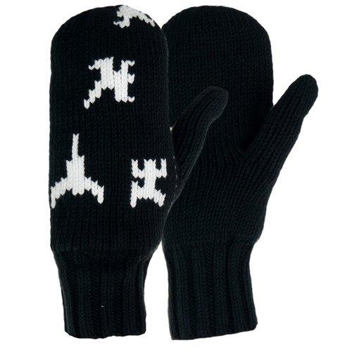 Rękawiczki Reebok CL W Fash Mitte damskie zimowe jednopalczaste ciepłe