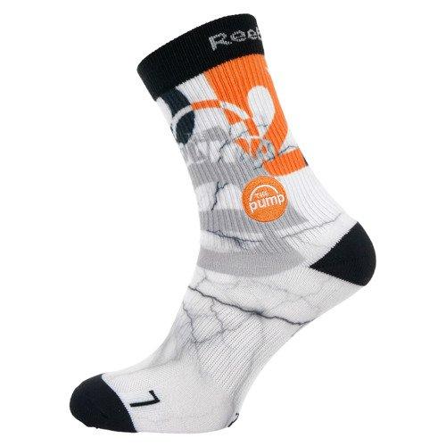 Skarpety Reebok ZPump CoolMax unisex skarpetki sportowe termoaktywne do biegania