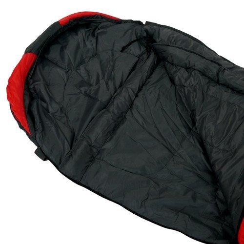 Śpiwór turystyczny Hi-Tec Spawn mumia pod namiot