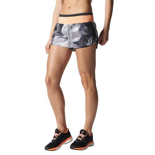 Spodenki Adidas Aktiv M10 damskie szorty sportowe treningowe termoaktywne