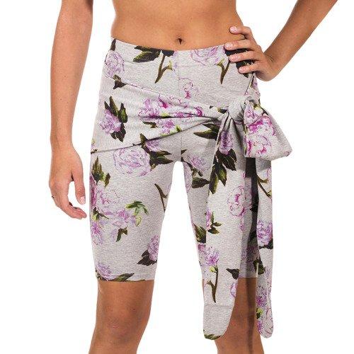 Spodenki Adidas Originals Jeremy Scott Floral damskie sportowe