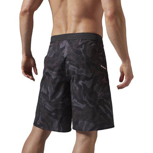 Spodenki Reebok CrossFit Super Nasty Core Camo męskie sportowe treningowe