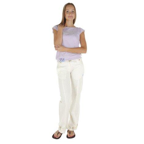 Spodnie Adidas BL Utility Pant wizytowe dresowe damskie