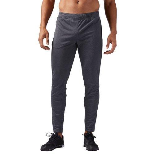 Spodnie Reebok SpeedWick Knit Trackster męskie treningowe termoaktywne