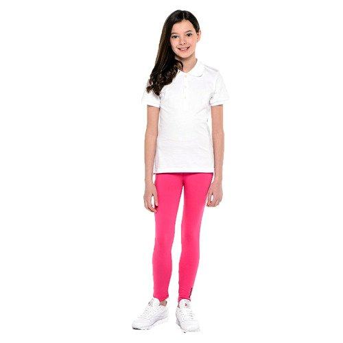 Spodnie Reebok dziecięce damskie legginsy sportowe
