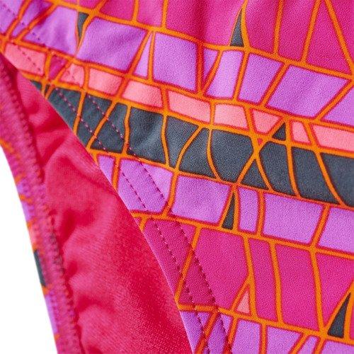 Strój kąpielowy Adidas Beach Stripe Bikini Infinitex damski dwuczęściowy na basen