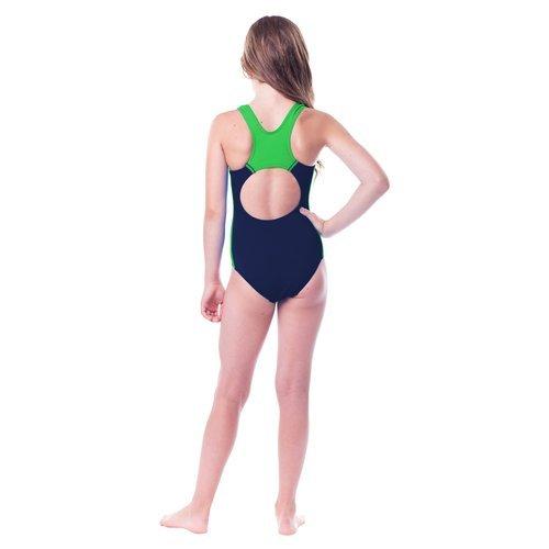 Strój kąpielowy Shepa 024 dziecięcy kostium jednoczęściowy sportowy
