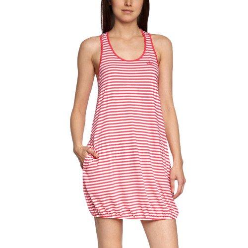Sukienka Adidas Originals Striped Tank bawełniana plażowa