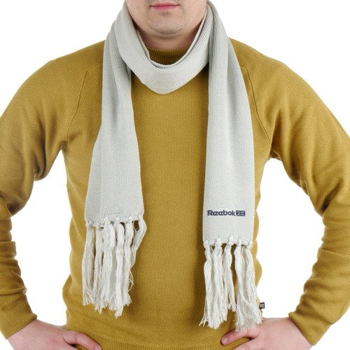 Szalik Reebok Classic unisex szal ciepły frędzle zimowy