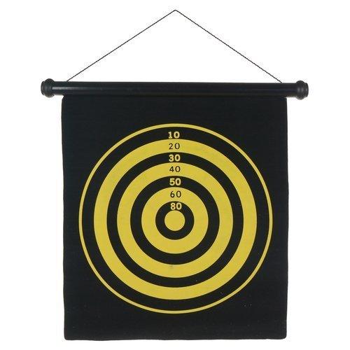 Tarcza magnetyczna do darta Spokey Magnet Dartboard dwustronna z lotkami
