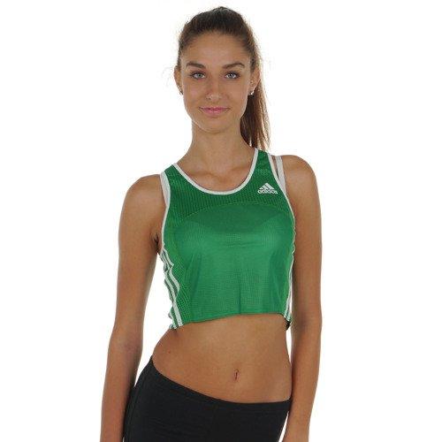 Top Koszulka męska  Adidas MAR SINGLET sportowa treningowa do biegania