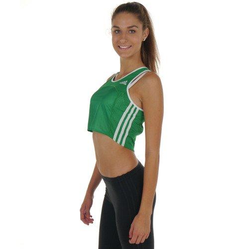 Top koszulka piłkarska Adidas MAR SINGLET kamizelka sportowa treningowa znacznik plastron