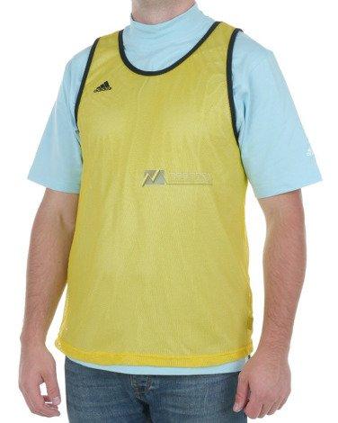 Znacznik piłkarski Adidas narzutka kamizelka plastron sportowy treningowy